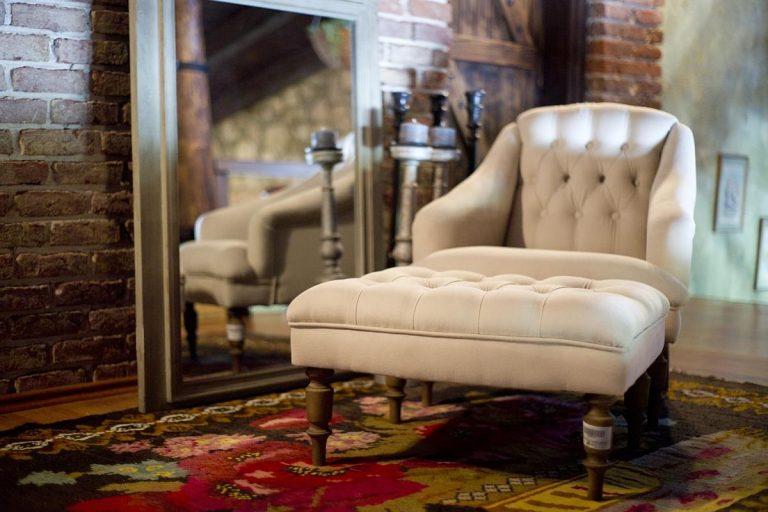 Nowoczesne fotele industrialne
